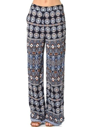 Vero Moda Pantolon Lacivert